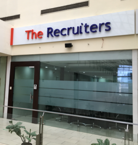 The Recruiters - Gurgaon Office